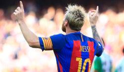 Lionel Messi FC Barcelona La Liga
