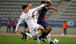 mario hermoso kingsley coman real madrid psg