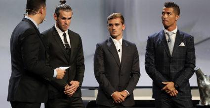 Gareth Bale Real Madrid Europas Fußballer des Jahres