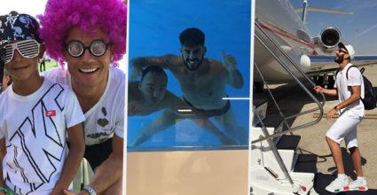 Social Media Real Madrid September