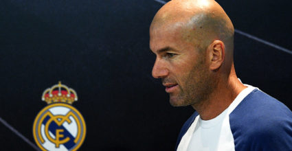Zinédine Zidane Real Madrid Pressekonferenz