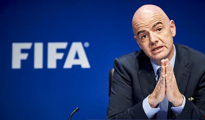 FIFA Gianni Infantino
