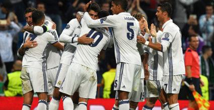 Álvaro Morata Real Madrid Champions League Sporting Lissabon