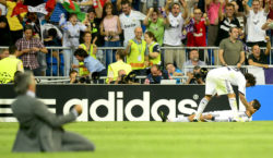 real madrid manchester city 3-2 2012 mourinho ronaldo
