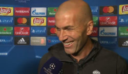 Zinédine Zidane Interview