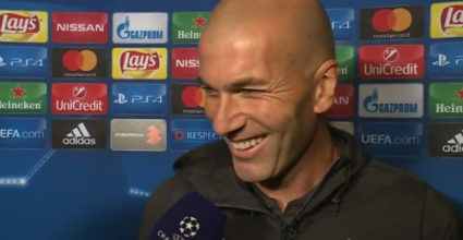 Zinédine Zidane Interview