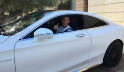 cristiano ronaldo car auto