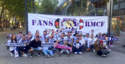 real madrid fanklub pena grada fans rmcf