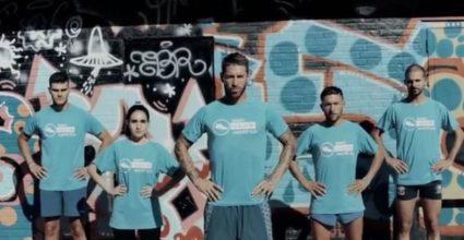 sergio ramos unicef world team run