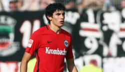 Jesús Vallejo Eintracht Frankfurt