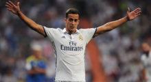 Lucas Vázquez Real Madrid