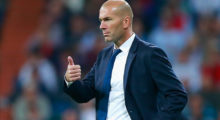 Zinédine Zidane Real Madrid