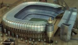 estadio santiago bernabeu real madrid game of thrones
