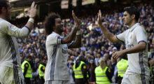 Álvaro Morata Marcelo Real Madrid