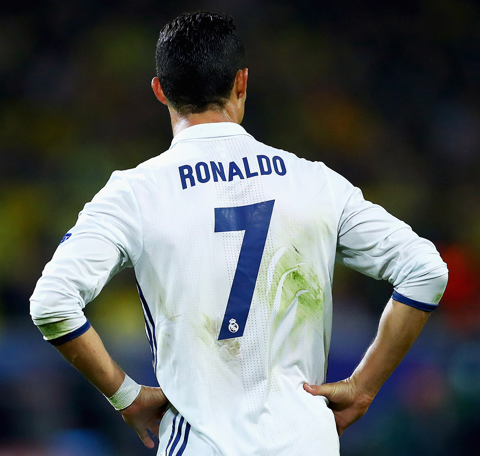 Real Madrid Trikot Ronaldo