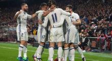 Real Madrid Atlético La Liga