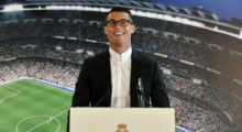 Cristiano Ronaldo real madrid 2021