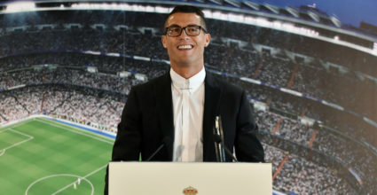 Cristiano Ronaldo real madrid 2021