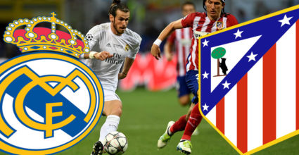 atletico real madrid gareth bale filipe luis