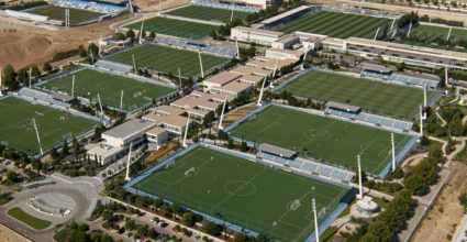 ciudad deportiva real total madrid valdebebas