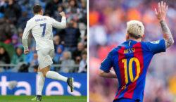 2016-12-1 Ronaldo Messi Montage Rückennummern