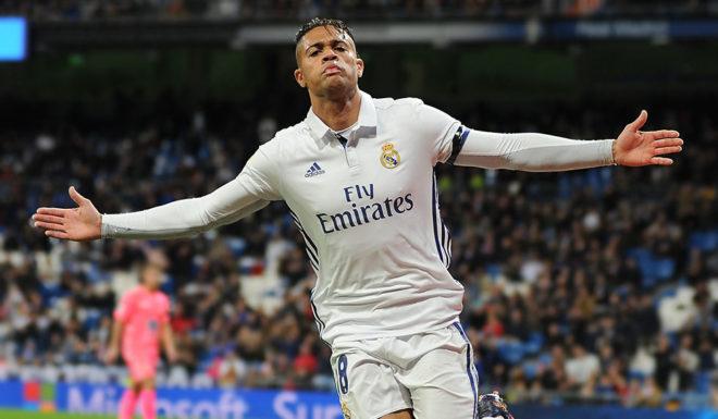 Mariano Díaz Real Madrid