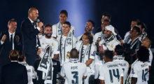 Zinédine Zidane Real Madrid La Undécima