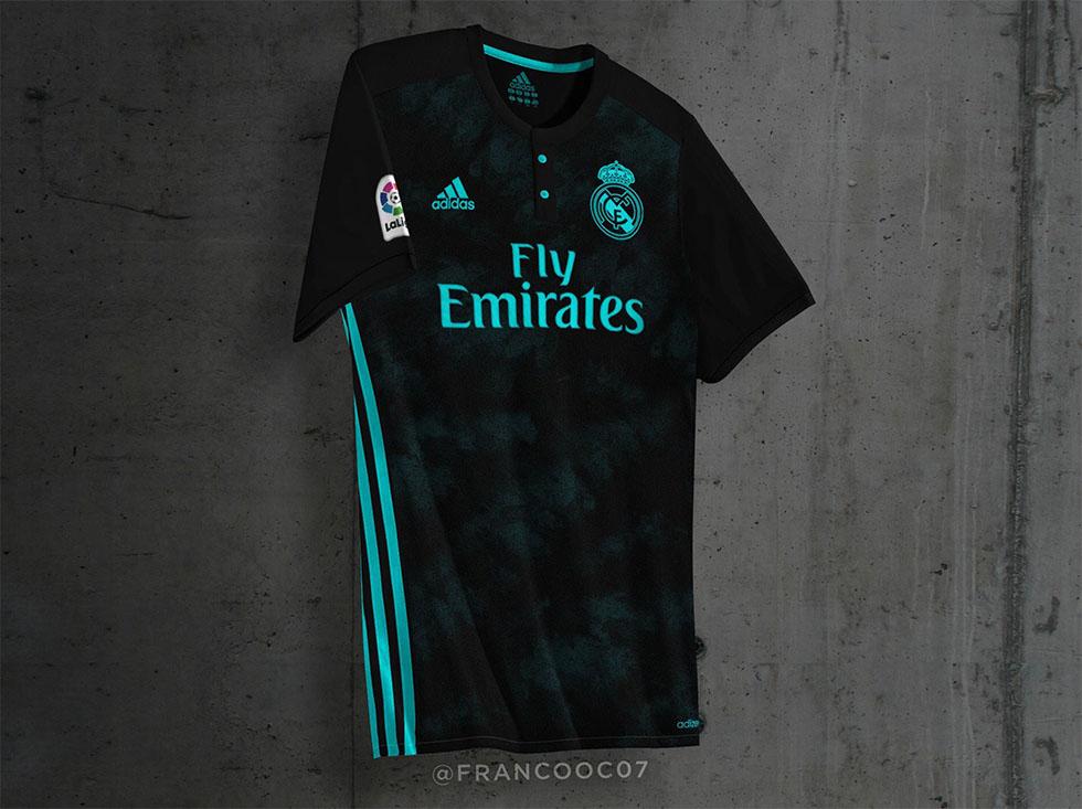 Real Madrid Neue Trikots