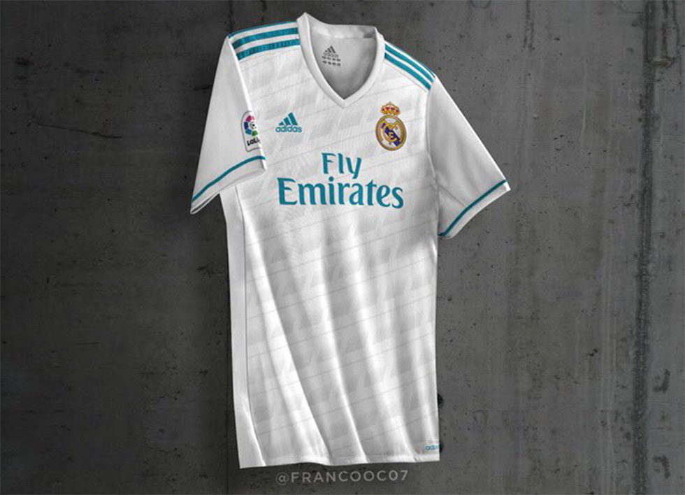 Real Madrids Neue Trikots 201718 Real Total