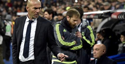 real madrid zinedine zidane coach trainer legend leyenda