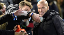 Zinédine Zidane FIFA Gala