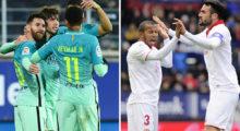 FC Barcelona FC Sevilla