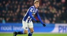 Martin Odegaard SC Heerenveen