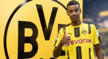 Alexander Isak Borussia Dortmund BVB