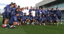FIFA gala valdebebas training real madrid preise