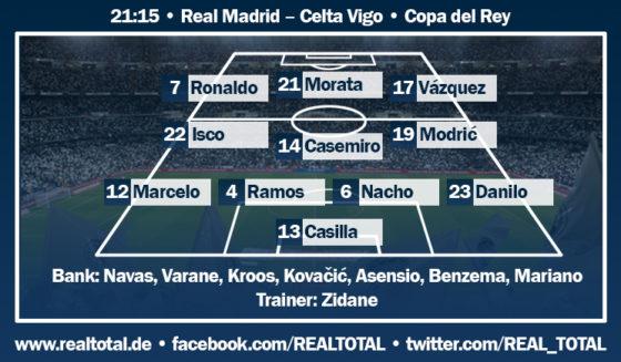 Zweite Pleite in Serie: Dämpfer für Real Madrid