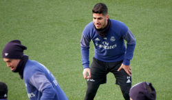 real madrid training asensio