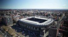 Reals Fußballschule schickt Kids ins Bernabéu
