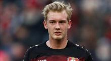 Julian Brandt Bayer Leverkuen