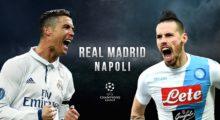 Real gegen Neapel – die besten Trailer