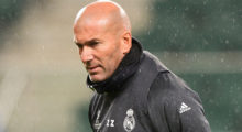Zinédine Zidane Real Madrid UEFA Champions League