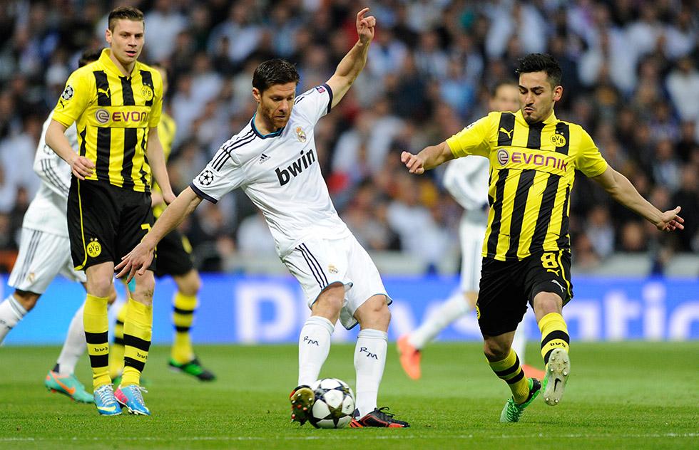 Xabi Alonso Real Madrid