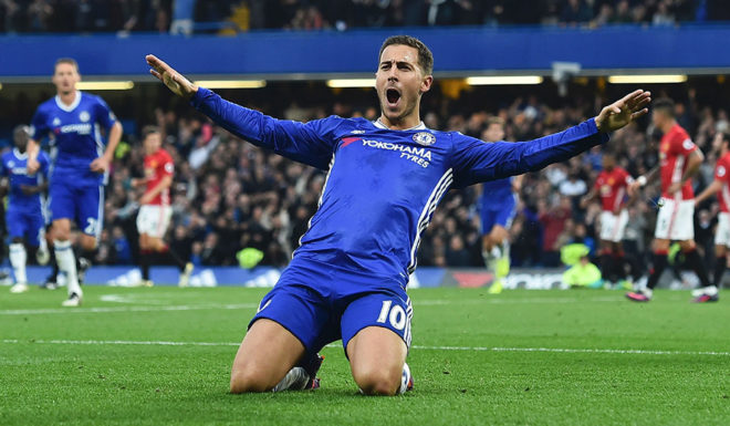 Eden Hazard FC Chelsea