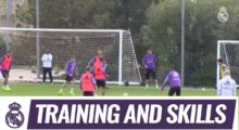 Nach trainingsfreiem Wochenende: Modrić und Bale schon zurück