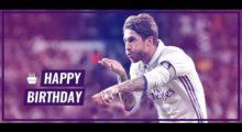 Ramos' schönster Geburtstag aller Zeiten?