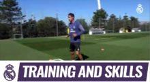 Reals zweites Training vor Bilbao: Ronaldo und Coentrão beim Team