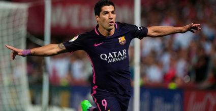 Luis Suárez FC Barcelona