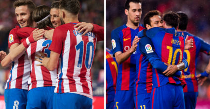 Atlético FC Barcelona