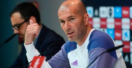Zinédine Zidane Real Madrid