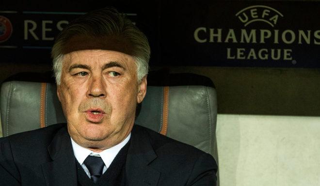 Carlo Ancelotti FC Bayern München